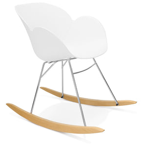 Knebel Armchair has a modern style and is available from roomshaped.co.uk