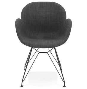 Equium Armchair has a modern style and is available from roomshaped.co.uk