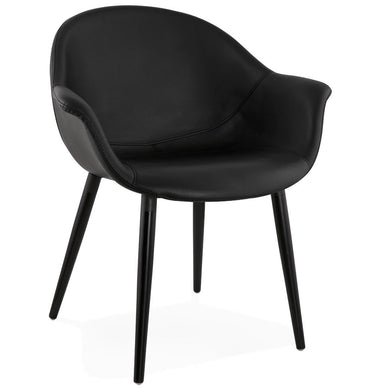 Melrose Armchair has a modern style and is available from roomshaped.co.uk