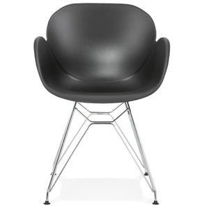 Chipie Armchair has a modern style and is available from roomshaped.co.uk