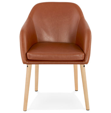 Madox Armchair has a modern style and is available from roomshaped.co.uk