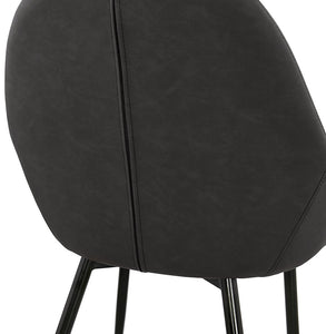 Gra Armchair has a modern style and is available from roomshaped.co.uk