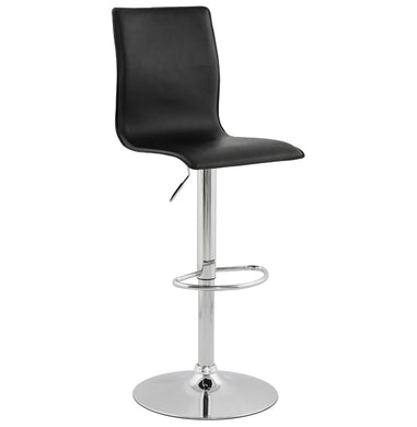 Soho Barstool comes in black and white with a modern style and is available from roomshaped.co.uk