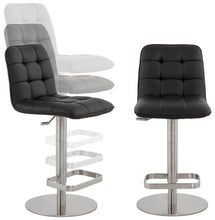 Load image into Gallery viewer, Salamanca Barstool has a modern style and is available from roomshaped.co.uk