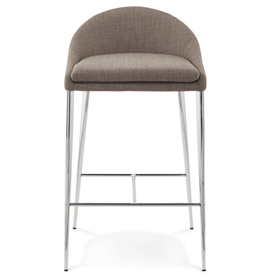 Talon Barstool has a modern style and is available from roomshaped.co.uk