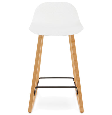 Astoria Barstool comes in black and blue and grey and pink and white with a modern style and is available from roomshaped.co.uk