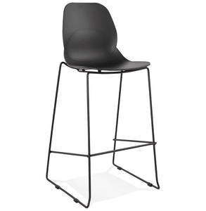 Ziggy Barstool has a modern style and is available from roomshaped.co.uk