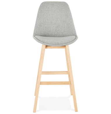Qoop Barstool has a modern style and is available from roomshaped.co.uk