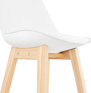 April Mini Barstool has a modern style and is available from roomshaped.co.uk