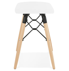 Jartel Barstool has a modern style and is available from roomshaped.co.uk