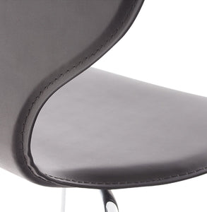 Vlind Chair has a modern style and is available from roomshaped.co.uk