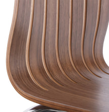 Load image into Gallery viewer, Stricto Chair has a modern style and is available from roomshaped.co.uk