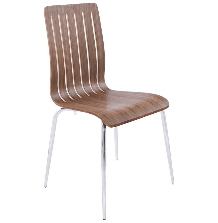 Stricto Chair has a modern style and is available from roomshaped.co.uk