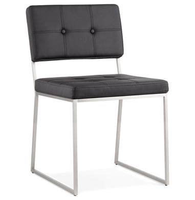 Gami Chair has a modern style and is available from roomshaped.co.uk