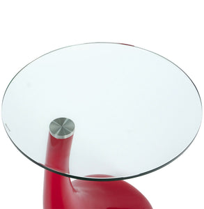 Tear Side Table has a modern style and is available from roomshaped.co.uk