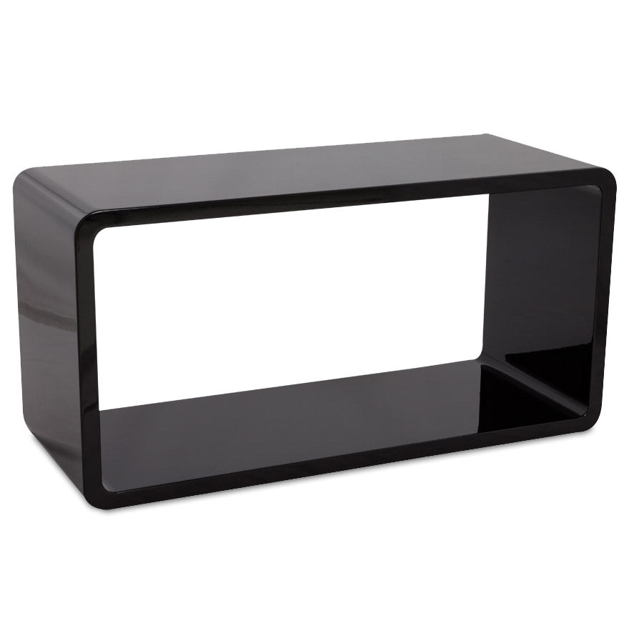 Recto Side Table comes in black and white with a modern style and is available from roomshaped.co.uk