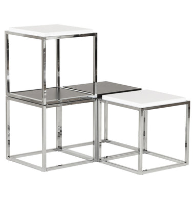 Kvadra Side Table has a modern style and is available from roomshaped.co.uk