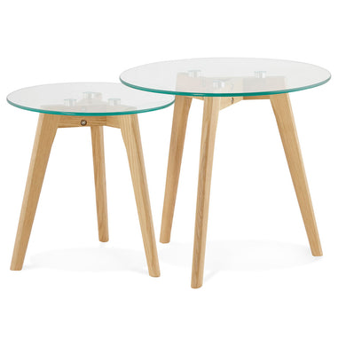 Iggy Side Table has a modern style and is available from roomshaped.co.uk