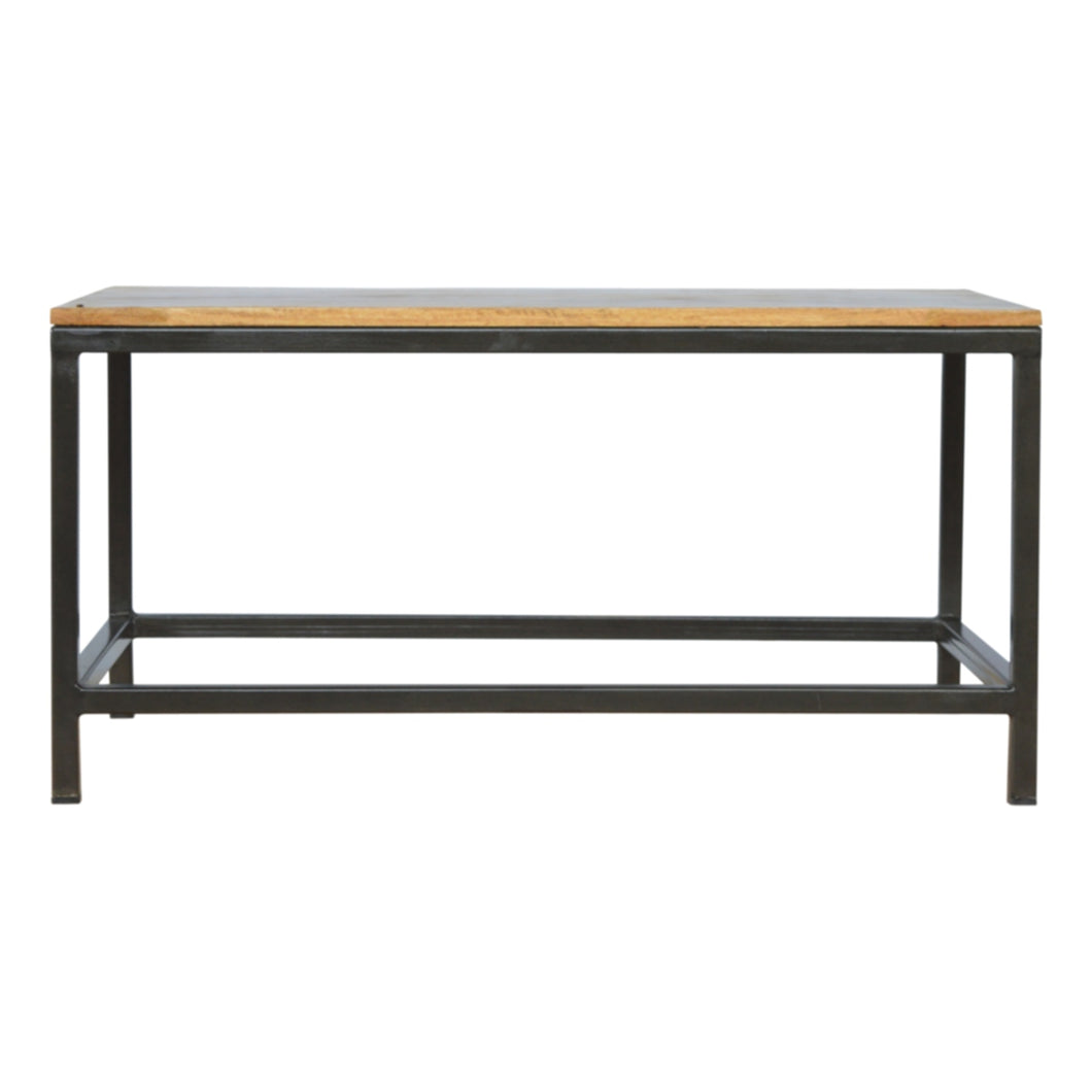 Arri Coffee Table comes in an oak finish and is available from roomshaped.co.uk