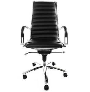 Torino Office Chair has a modern style and is available from roomshaped.co.uk