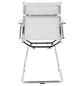 Yotta Office Chair comes in black and white with a modern style and is available from roomshaped.co.uk