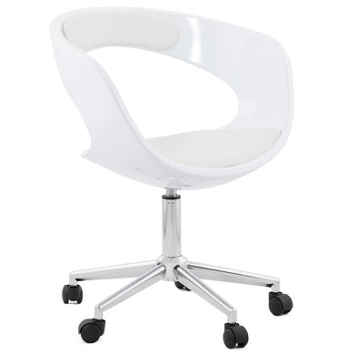 Felix Office Chair has a modern style and is available from roomshaped.co.uk