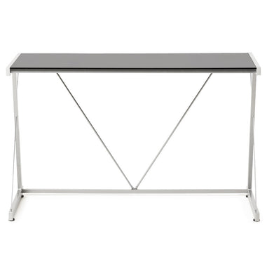 Tastiera Office Desk comes in black with a modern style and is available from roomshaped.co.uk