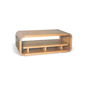Aldo Coffee Table comes in a natural finish with a city style and is available from roomshaped.co.uk