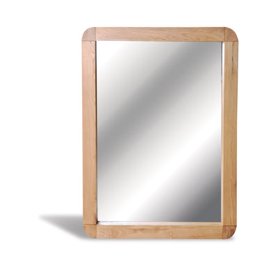 Aldo Mirror comes in a natural finish with a city style and is available from roomshaped.co.uk