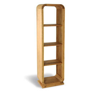 Aldo Open Shelves comes in a natural finish with a city style and is available from roomshaped.co.uk