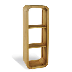Aldo Shelves comes in a natural finish with a city style and is available from roomshaped.co.uk