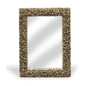 Beam Nap Mirror Large comes in a natural finish with a recycled style and is available from roomshaped.co.uk