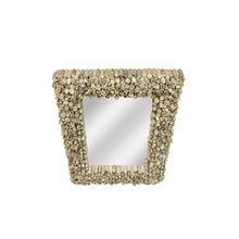 Load image into Gallery viewer, Beam Nap Mirror comes in a natural finish with a recycled style and is available from roomshaped.co.uk