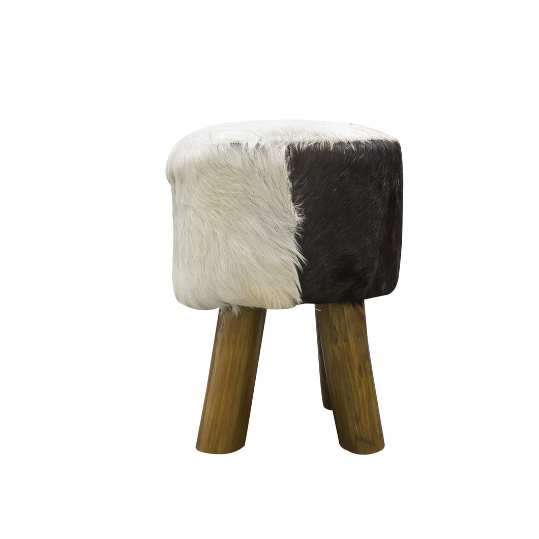 Chau Stool comes in a natural finish with a recycled style and is available from roomshaped.co.uk