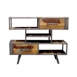Dea Buffet comes in a multi-colour finish with a recycled style and is available from roomshaped.co.uk