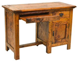 Indah Desk comes in an oak finish with a java style and is available from roomshaped.co.uk