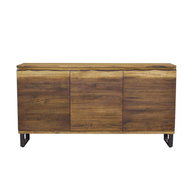 Hanh Sideboard comes in a natural finish with a city style and is available from roomshaped.co.uk