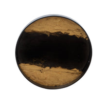 Load image into Gallery viewer, Ken Tray comes in black and a gold finish with a luxe style and is available from roomshaped.co.uk