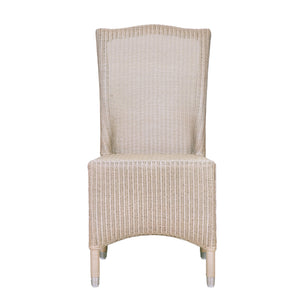 Limehouse Loom Chair comes in a natural finish with a retro classic style and is available from roomshaped.co.uk