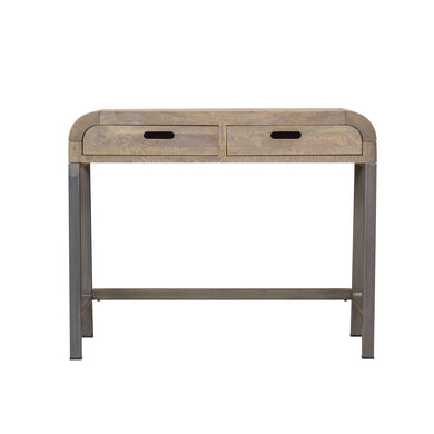 Nattapong Console comes in a natural finish with a retro classic style and is available from roomshaped.co.uk