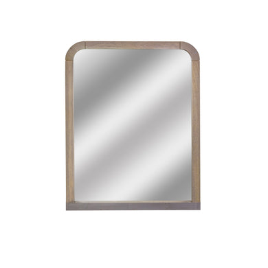 Nattapong Mirror comes in a natural finish with a retro classic style and is available from roomshaped.co.uk