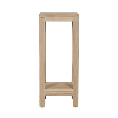 Rifqi Plant Stand comes in a natural finish with a city style and is available from roomshaped.co.uk