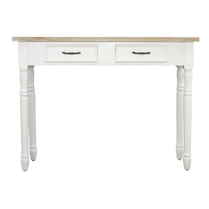 Sidony Dressing Table comes in white with a country style and is available from roomshaped.co.uk