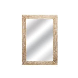 Sidony Mirror comes in white with a country style and is available from roomshaped.co.uk