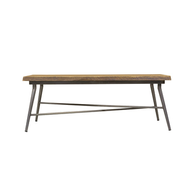 Sunstra Coffee Table comes in a natural finish with a new industrial style and is available from roomshaped.co.uk