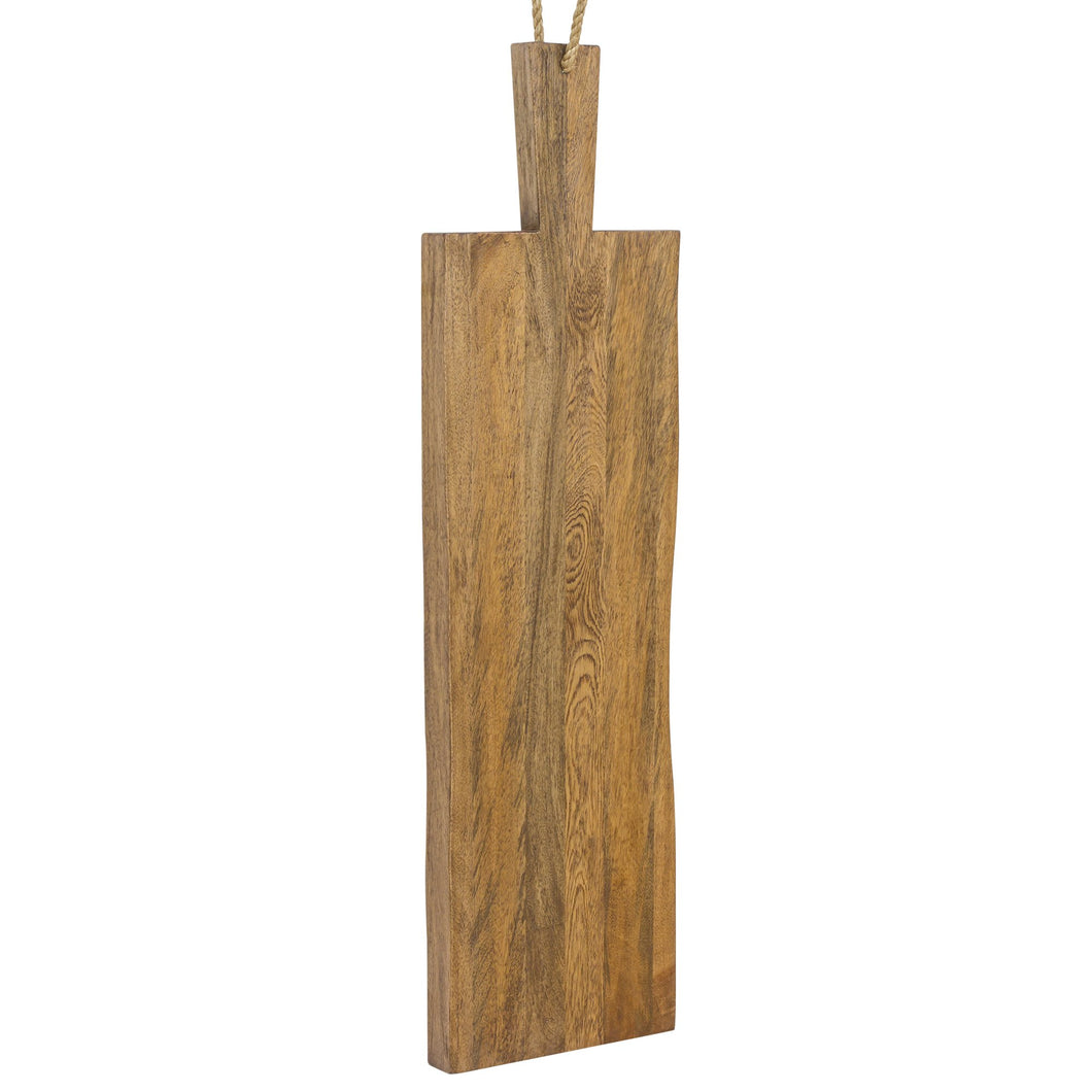 Thom Long Server comes in a natural finish with a new industrial style and is available from roomshaped.co.uk