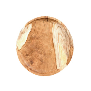 Tien Serving Platter comes in a natural finish with a city style and is available from roomshaped.co.uk
