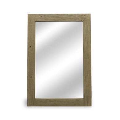 Verity Mirror comes in a natural finish with a country style and is available from roomshaped.co.uk
