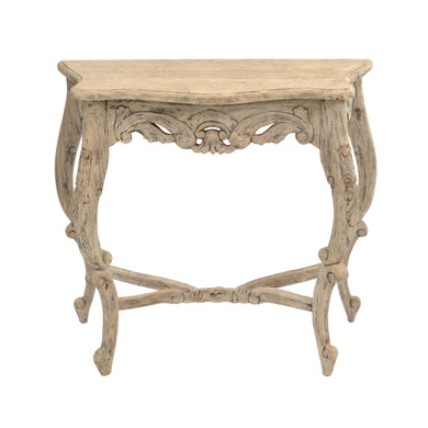 Debby Carved Console
