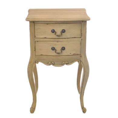 Adinda Side Table comes in an oak finish with a retro classic style and is available from roomshaped.co.uk